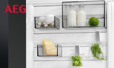 Aeg Kühlschrank Händler : Aeg kühlschrank mit customflex küche kaufen elmshorn
