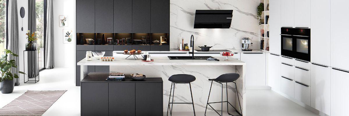 nobilia Küchen [Inspirationen, Ausstattung uvm.] - Küche ...