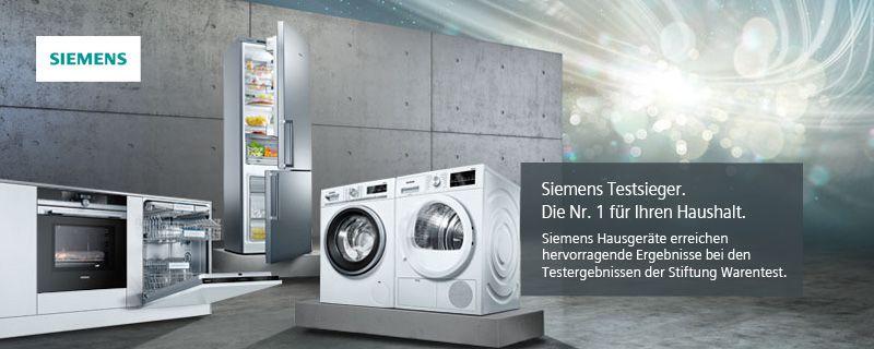 Siemens testsieger
